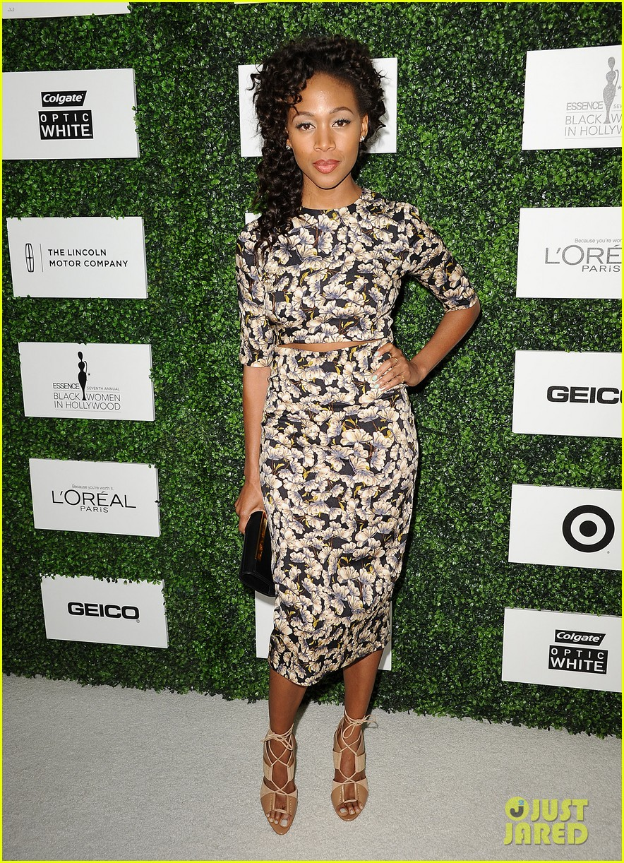 nicole beharie xosha roquemore essence luncheon 2014 01