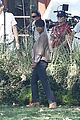 halle berry spends valentines day filming extant with goran visnjic 05