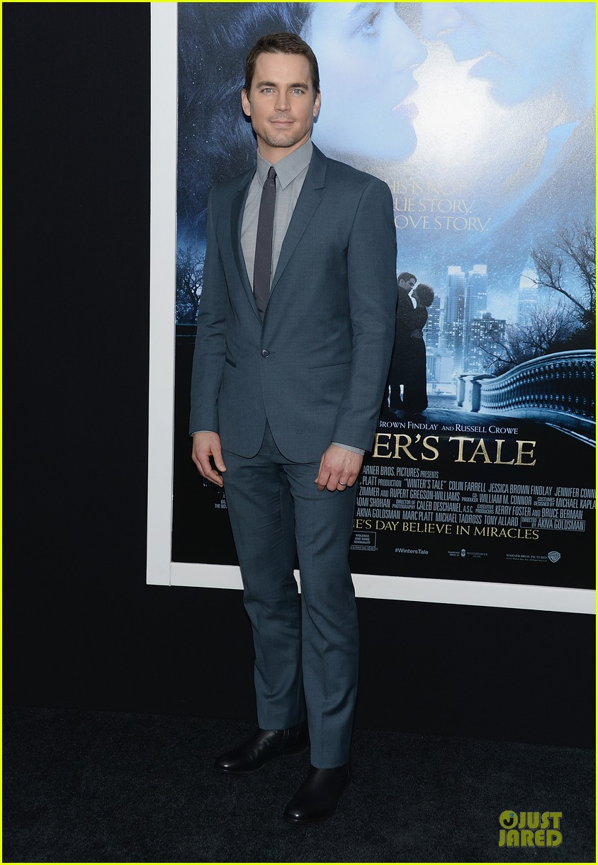 matt bomer lucy griffiths winter tale nyc premiere 013051685