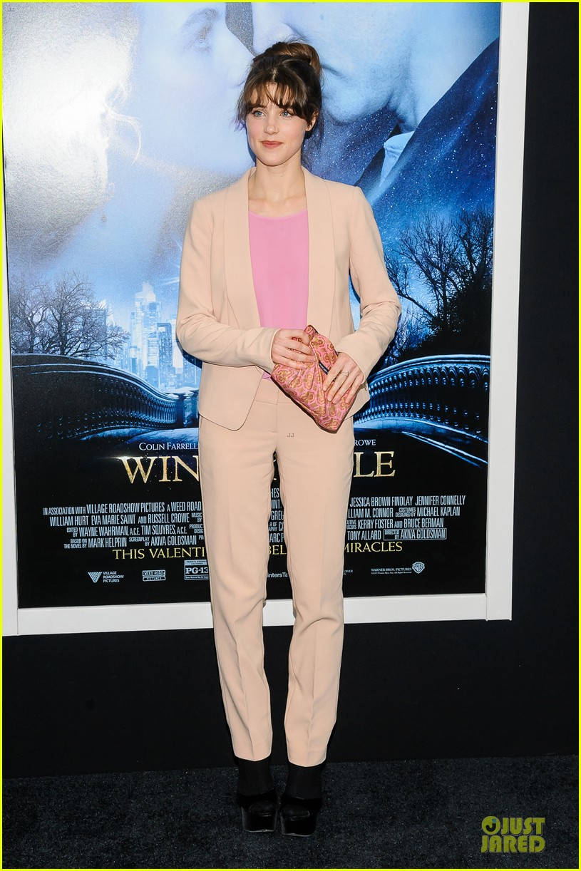 matt bomer lucy griffiths winter tale nyc premiere 17