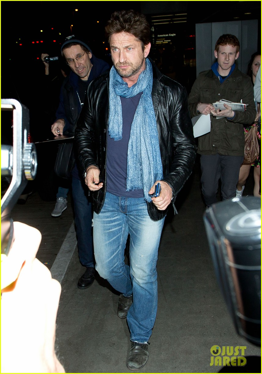 gerard butler from nyc to lax 093055510