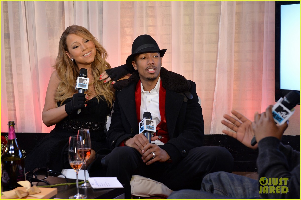 mariah carey lights empire state building for valentines day wedding event 06