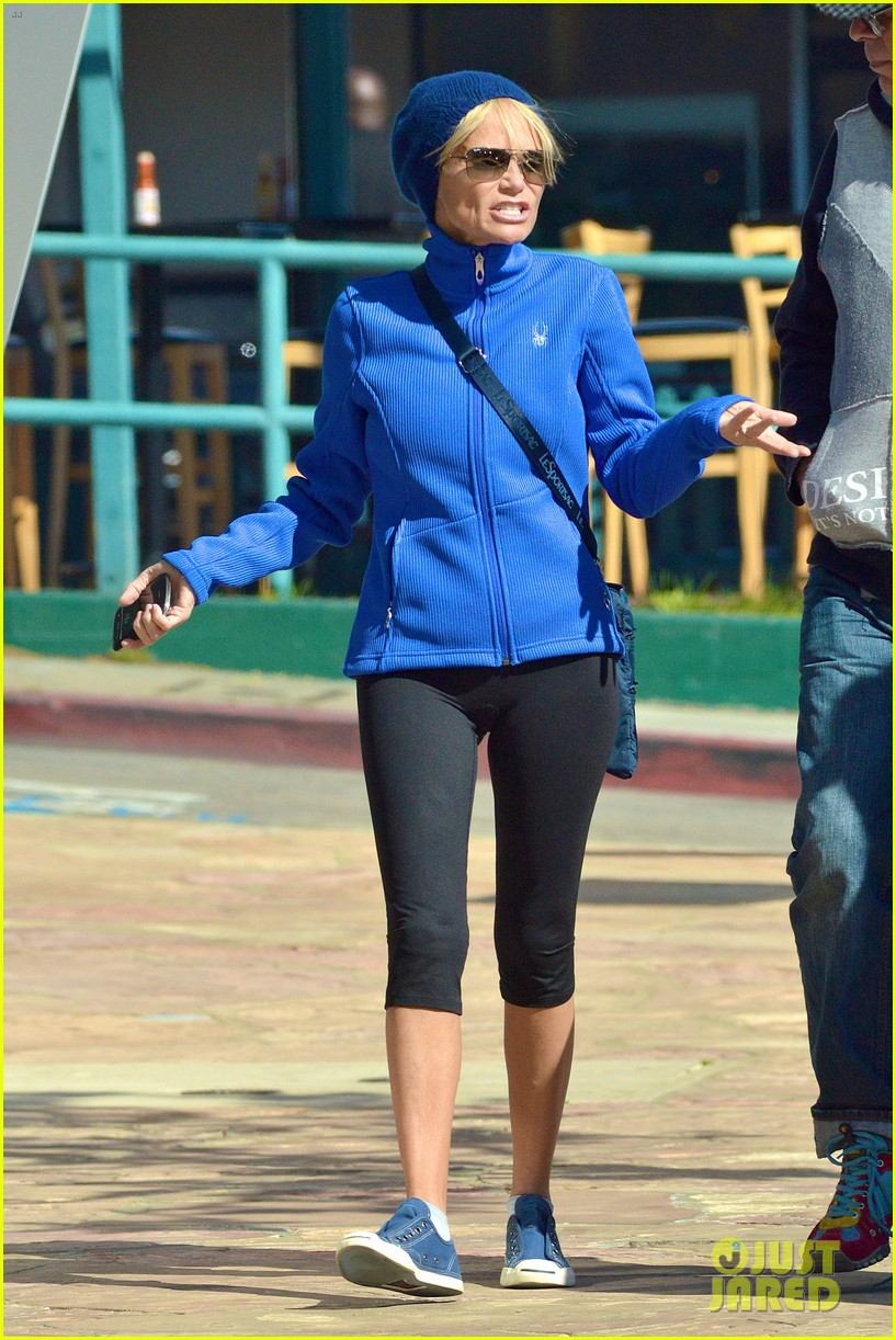 kristin chenoweth rehearses for this weeks new york shows 133046010