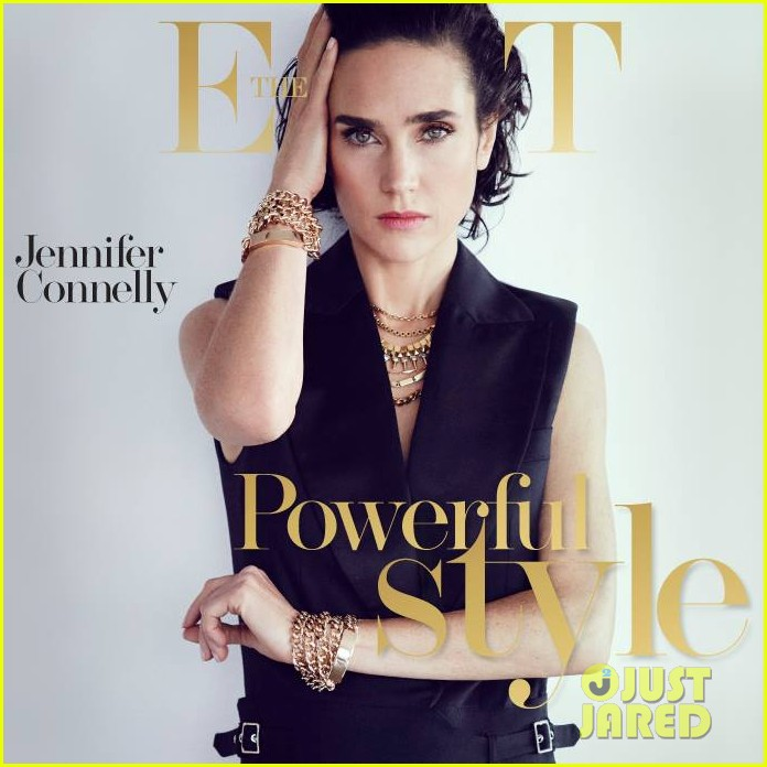 jennifer connelly on working with husband paul bettany it was amazing 01