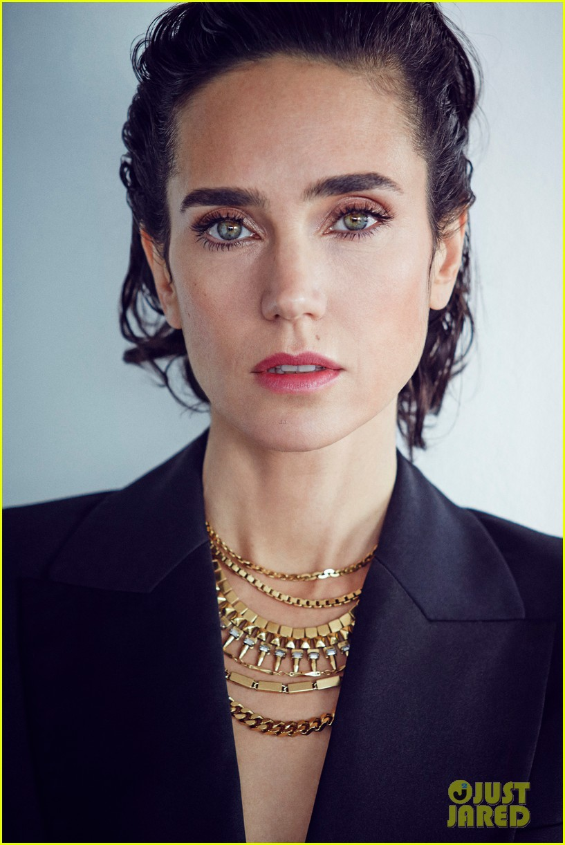 jennifer connelly on working with husband paul bettany it was amazing 043055700
