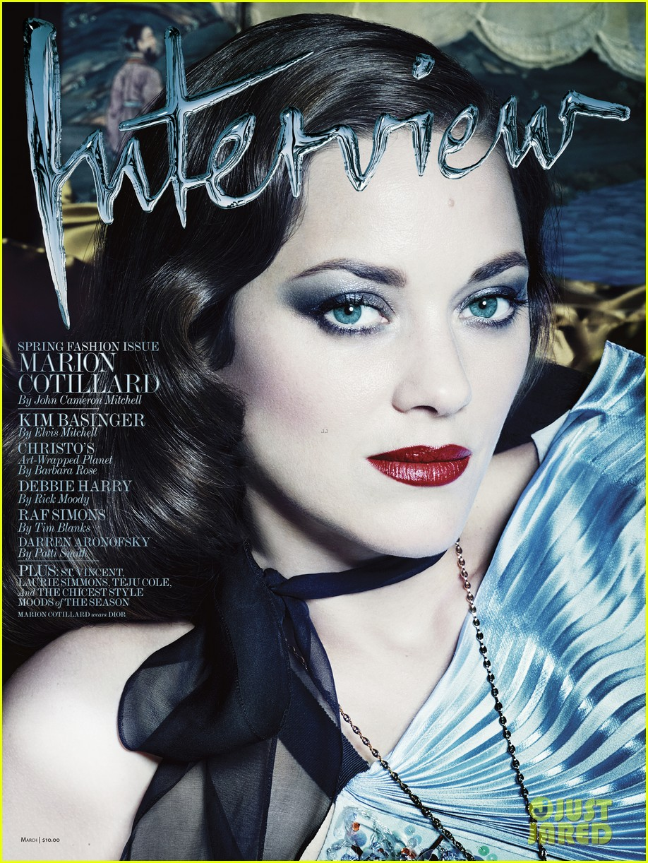 marion cotillard to interview i would like to play a man 04