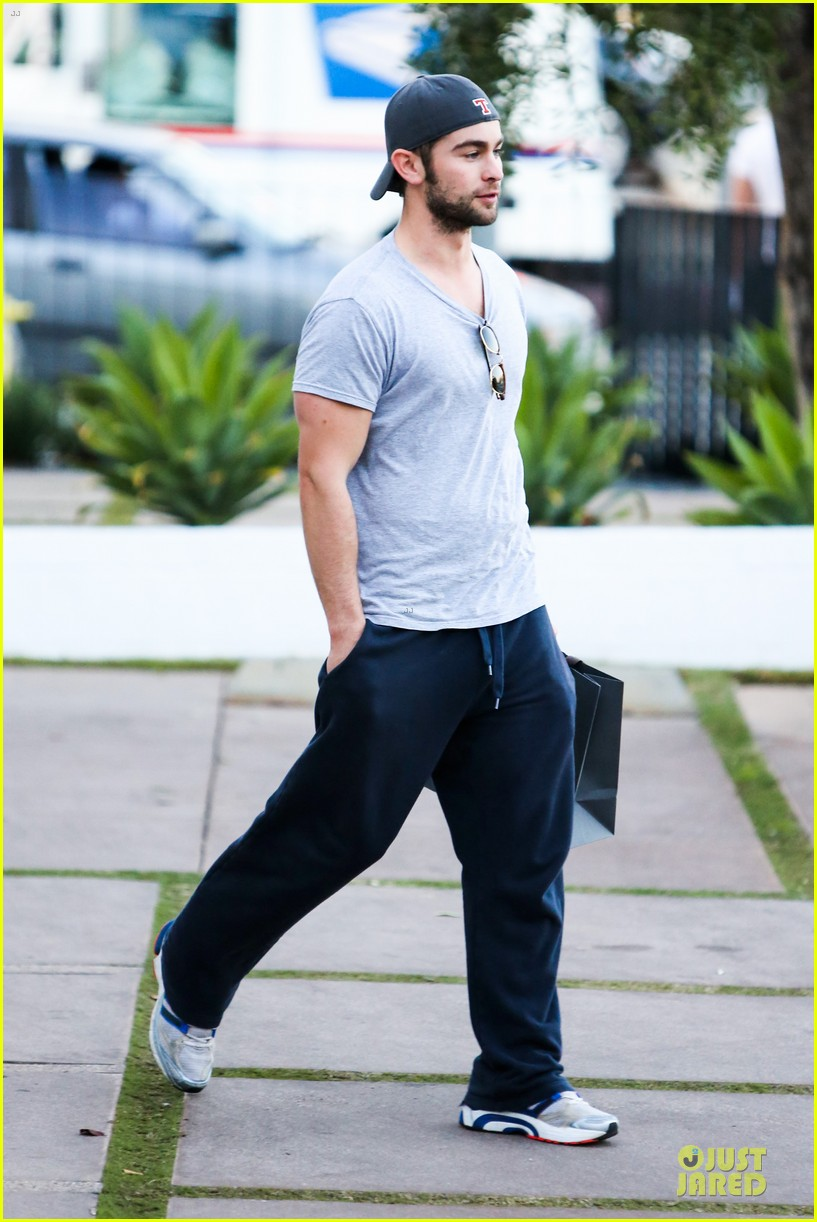 chace crawford i play dianna agron douchey boyfriend on glee 100th episode 05
