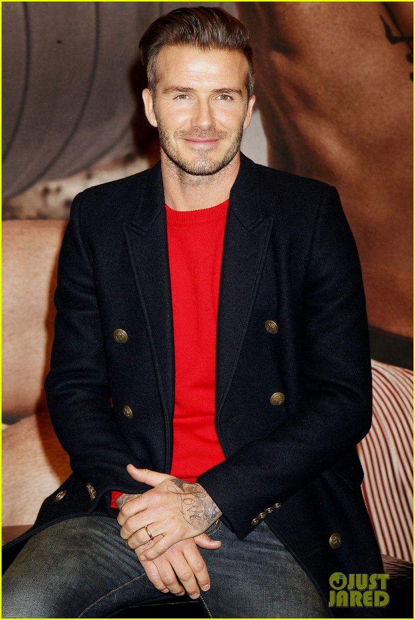 david beckham promotes hm body wear collection nyc 12