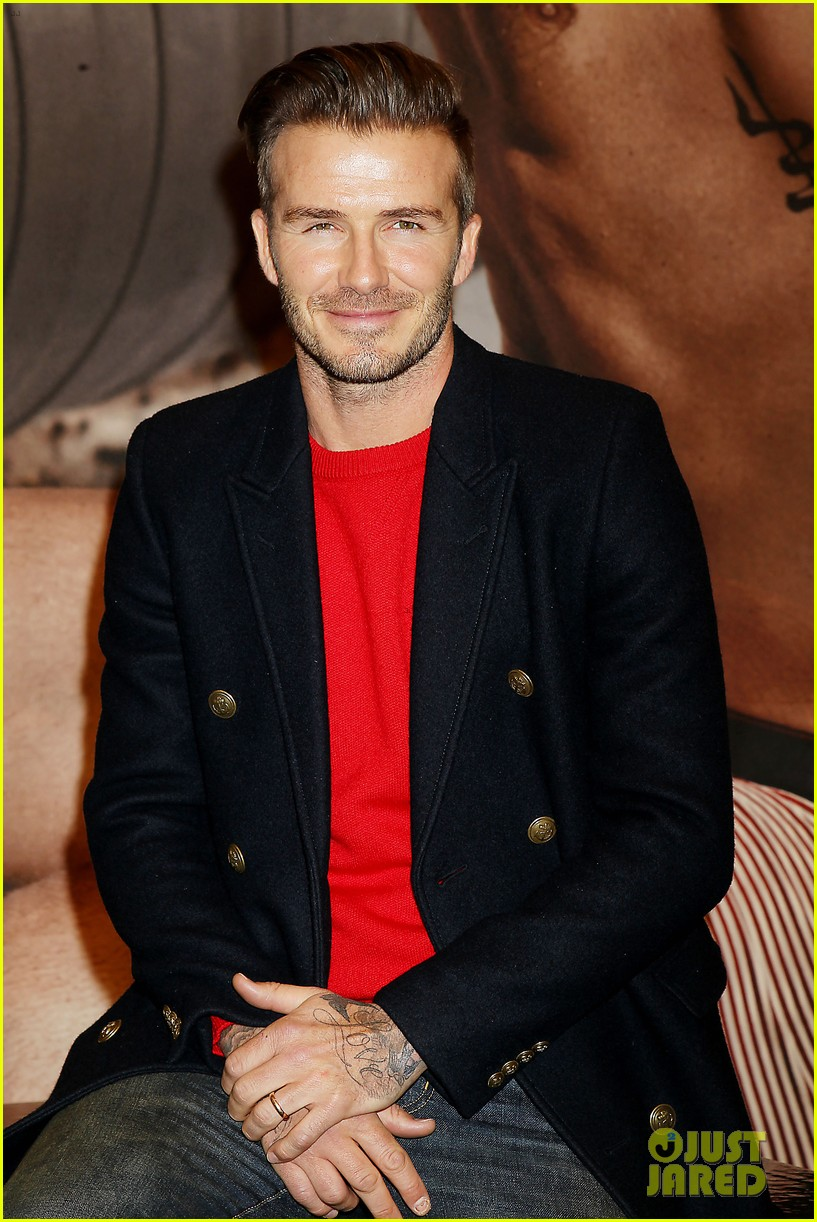 david beckham promotes hm body wear collection nyc 24