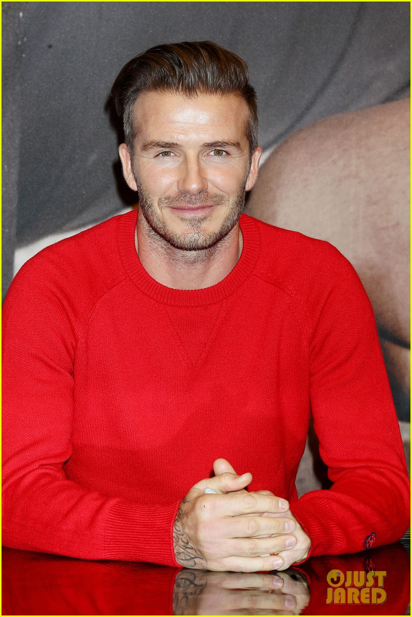 david beckham promotes hm body wear collection nyc 31