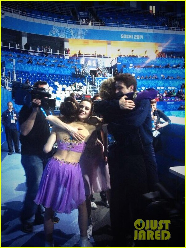 meryl davis charlie white win gold in ice dancing 023055105