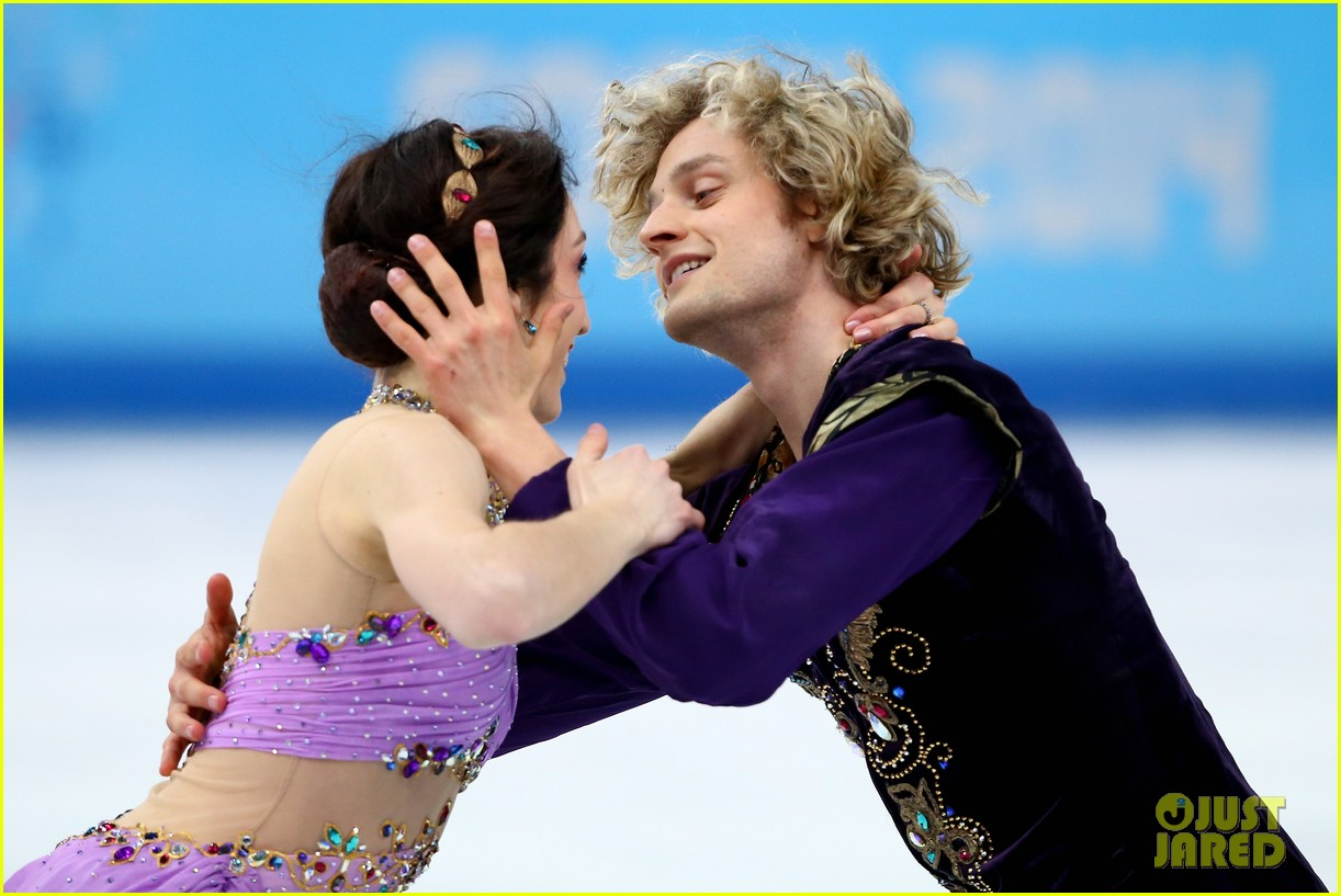 meryl davis charlie white win gold in ice dancing 07
