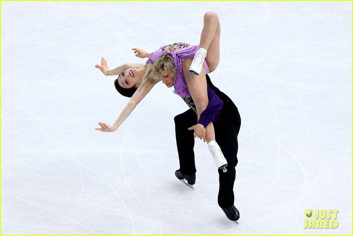 meryl davis charlie white win gold in ice dancing 083055111