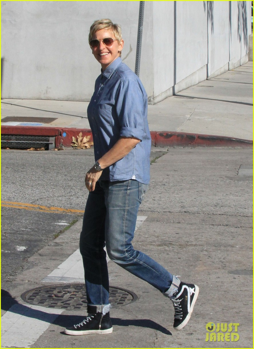 ellen degeneres portia de rossi were the cutest couple on valentines day 18