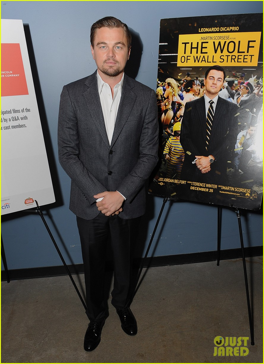 leonardo dicaprio thrs nominees night party 2014 02