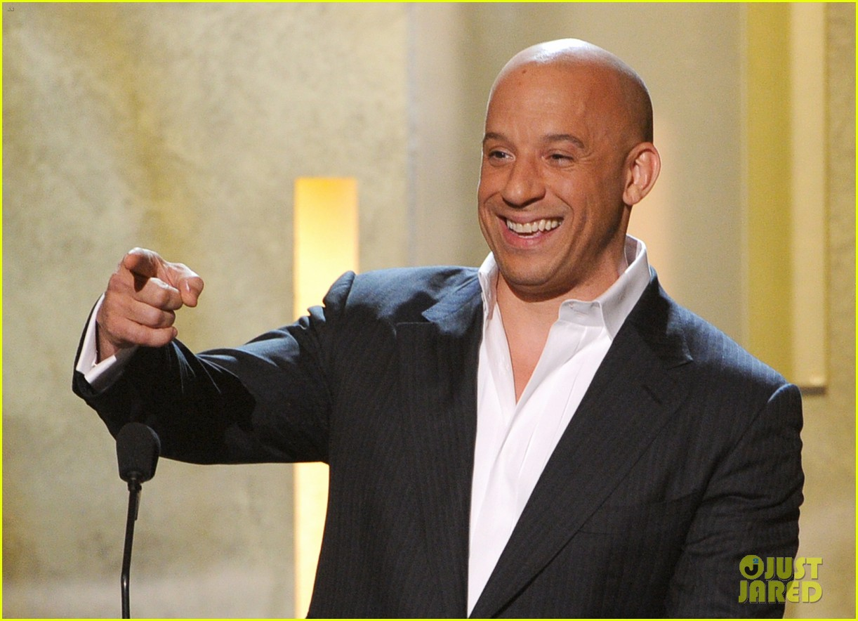 Vin diesel twin brother paul vincent