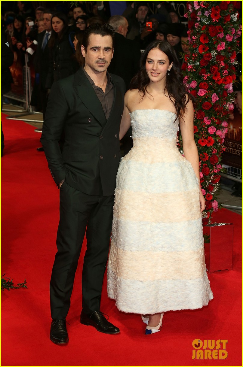 colin farrell jessica brown findlay bring winters tale to the uk 07