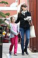 jennifer garner runs errands around town with the kids 12