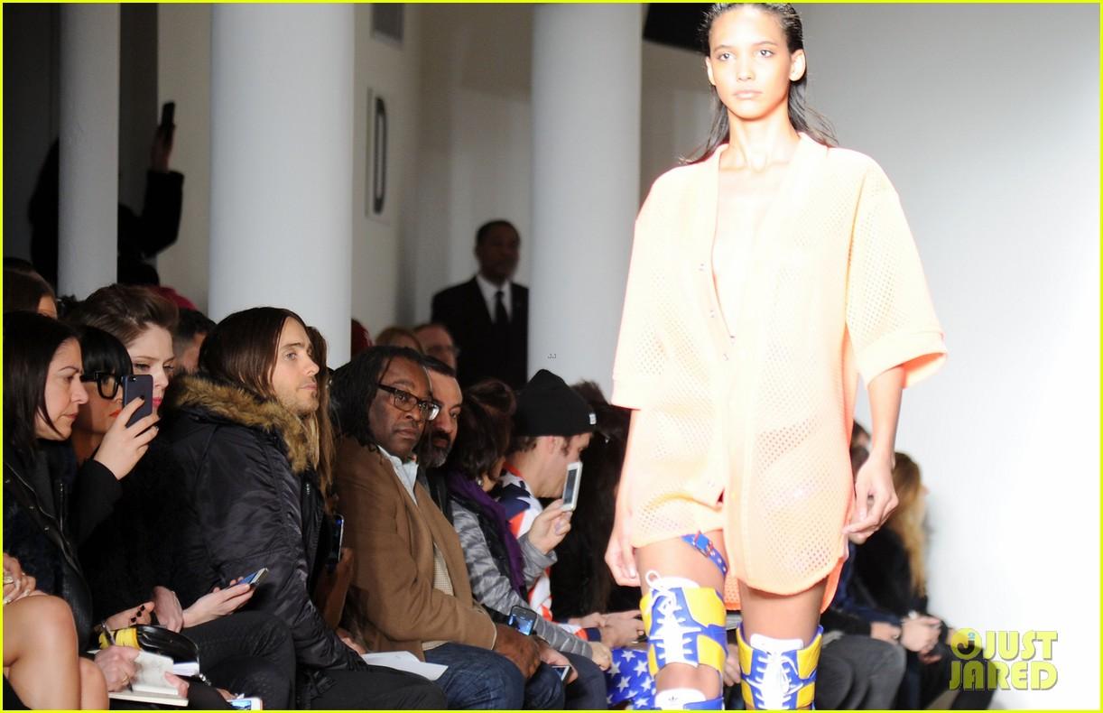 kat graham allsaints jeremy scott fashion shows 063052264