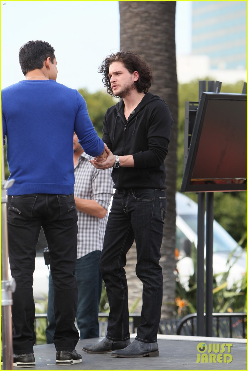 kit harington pompeii great opportunity to be a leading man 063057832