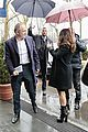 salma hayek gucci fashion show with francois henri pinault 20