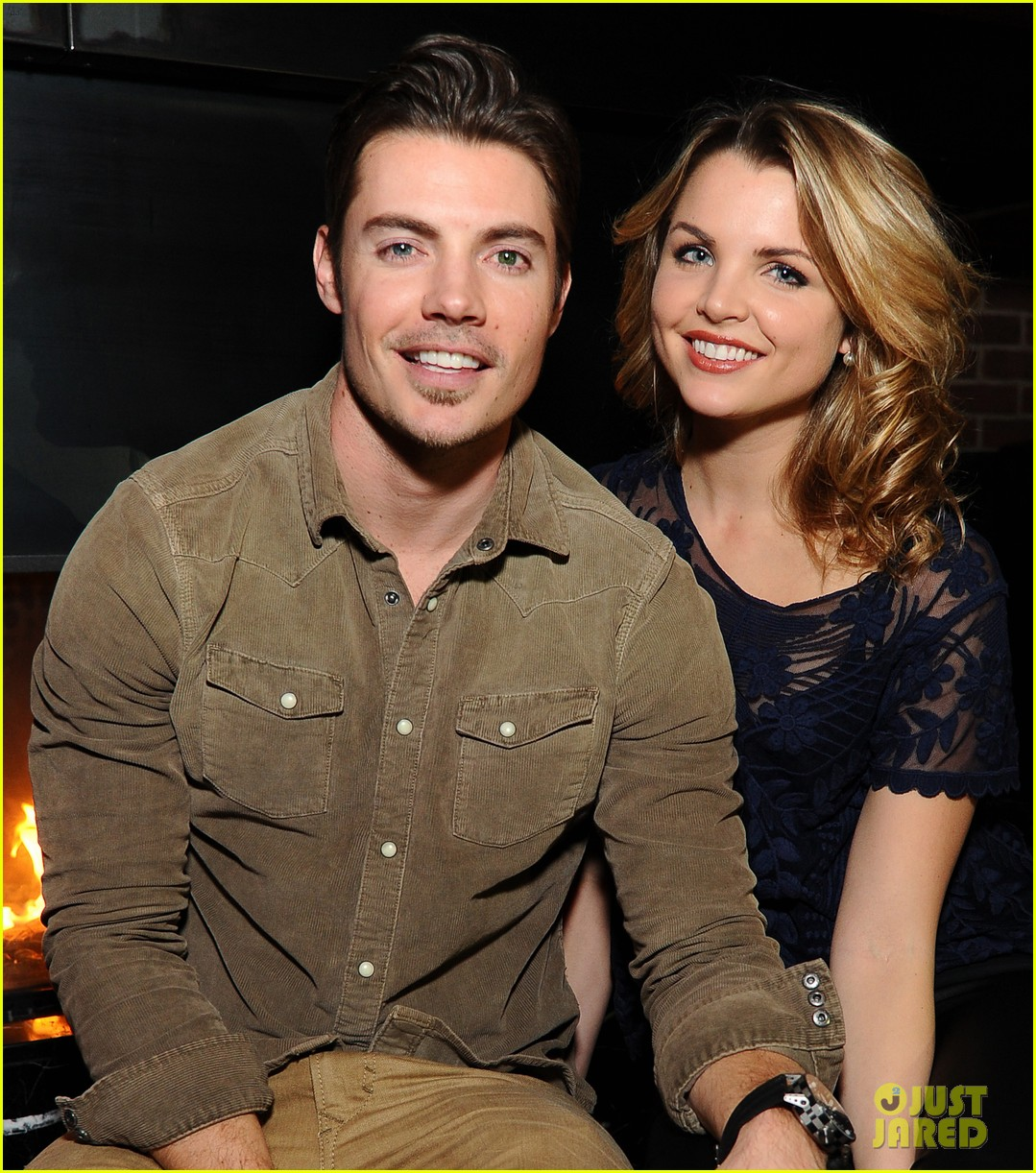 josh henderson hosts dallas season 3 viewing party 08