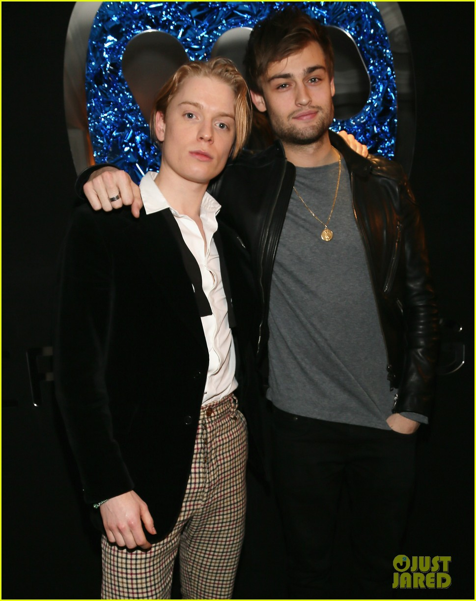 nicholas holt douglas booth brit awards warner music after party 333056969