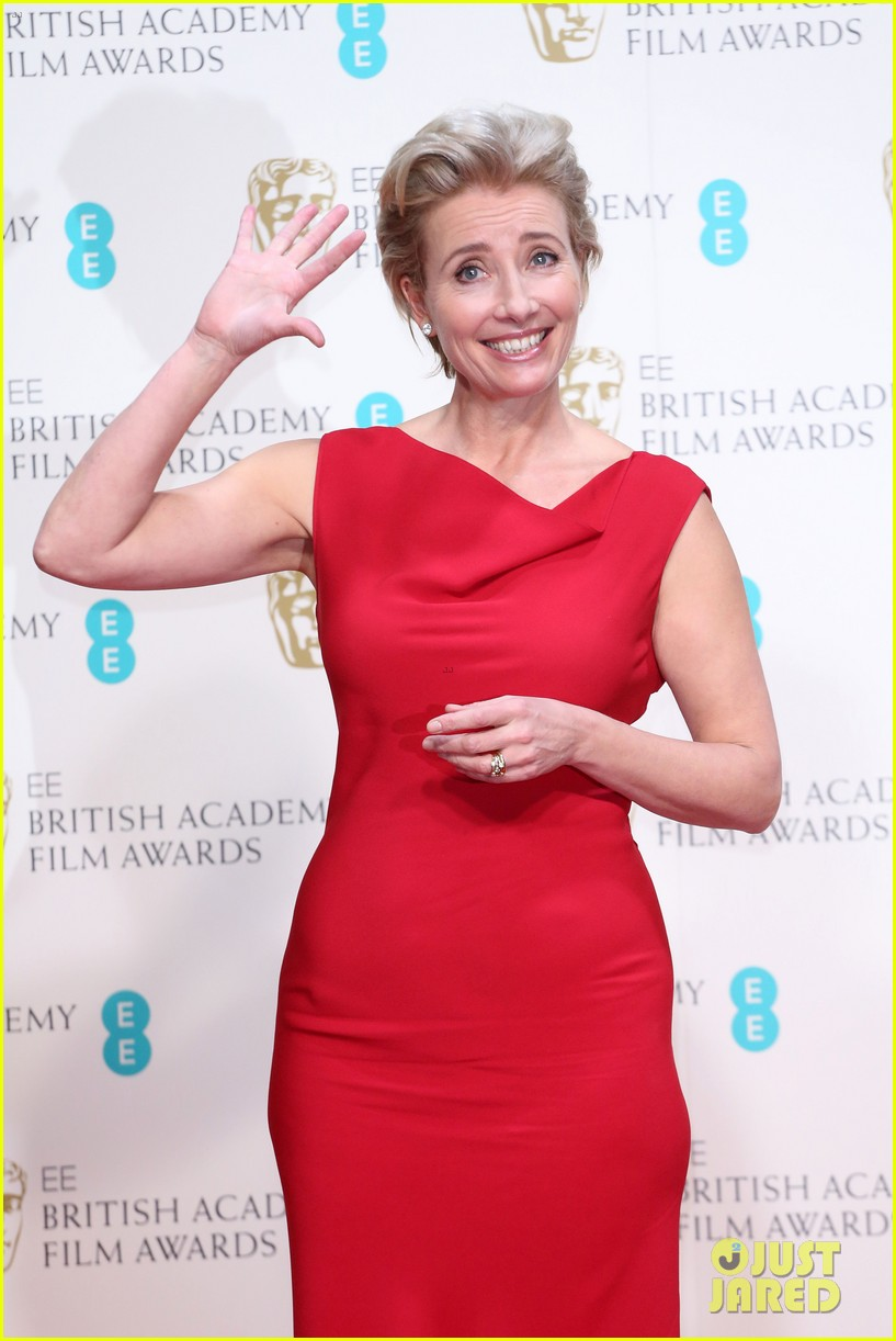 judi dench baftas 2014 emma thompson 02
