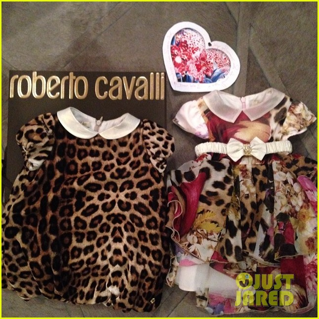 kim kardashian reveals more designer gifts for baby north 07
