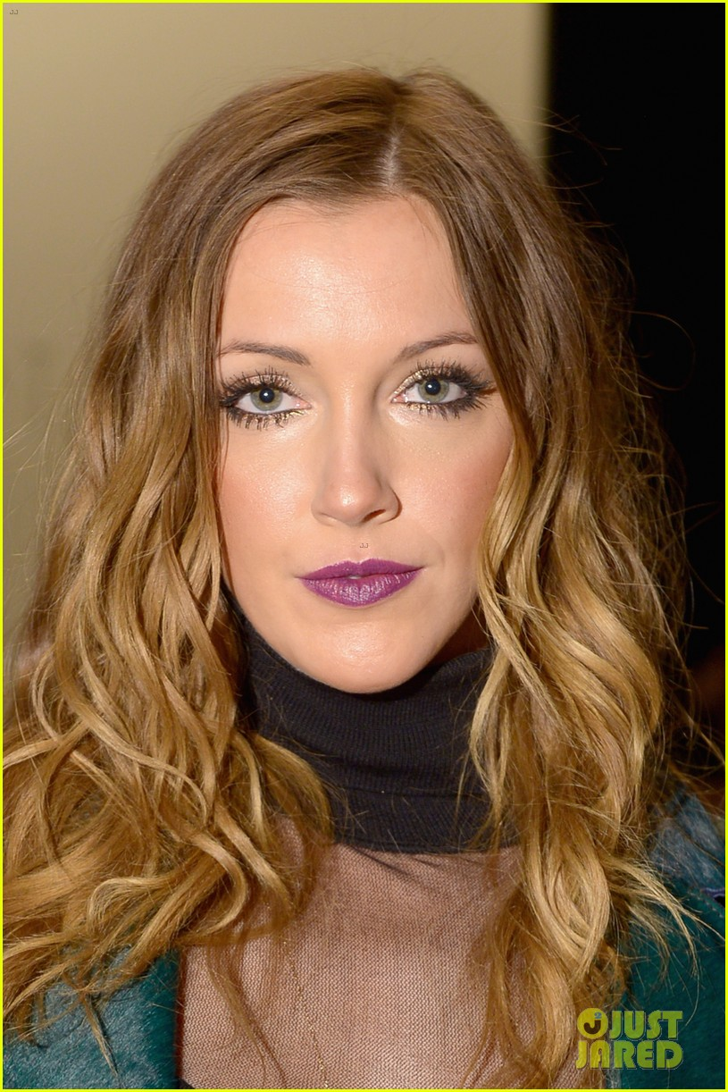 katie cassidy front row katya zol lela rose fashion shows 053050307