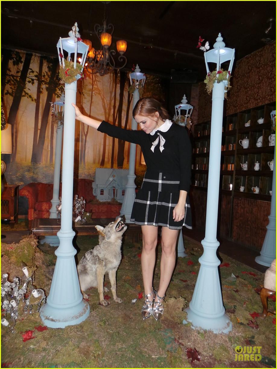 anna kendrick annasophia robb alice olivia fashion show 12