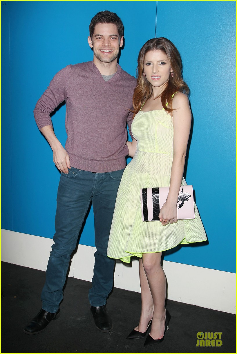 anna kendrick jeremy jordan last five years nyc screening 033060009