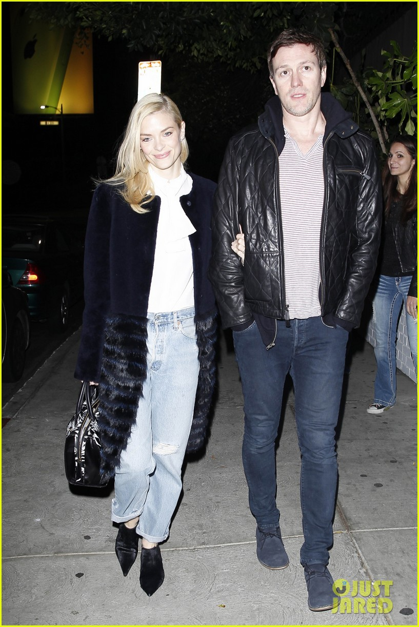 jaime king kyle newman chateau marmont date night 09