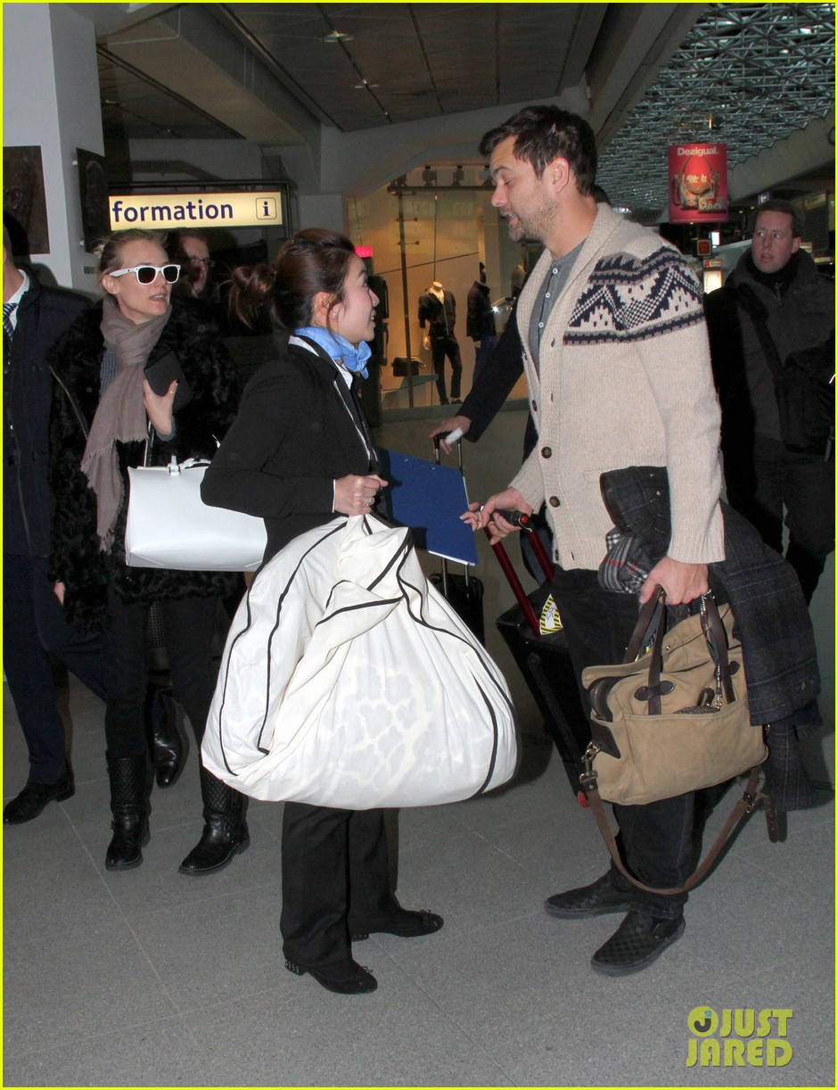 diane kruger joshua jackson share a smile while leaving berlin 03