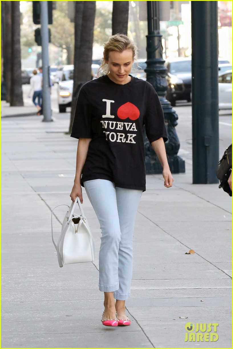 diane kruger is a new york city tourist in the wrong city 18