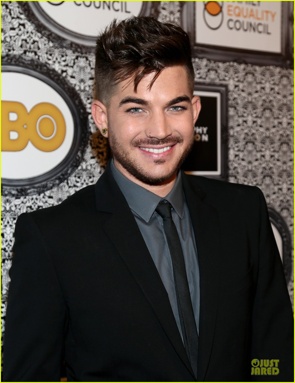 adam lambert darren criss perform at family equality council dinner 103050003