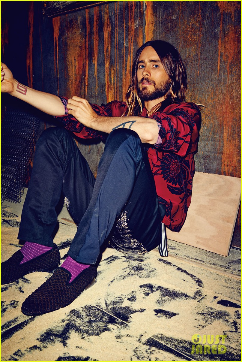 jared leto is all kinds of hot in flaunt magazine 01