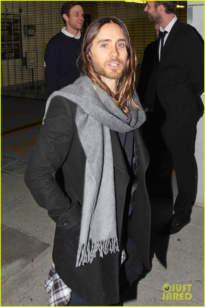 jared leto grabs dinner with terry richardson at mr chow 033062259
