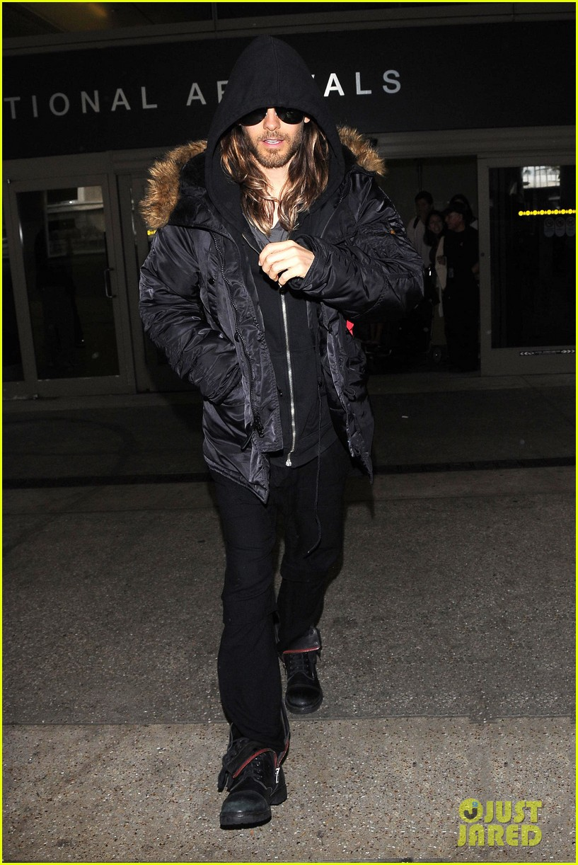 jared leto grabs dinner with terry richardson at mr chow 113062267