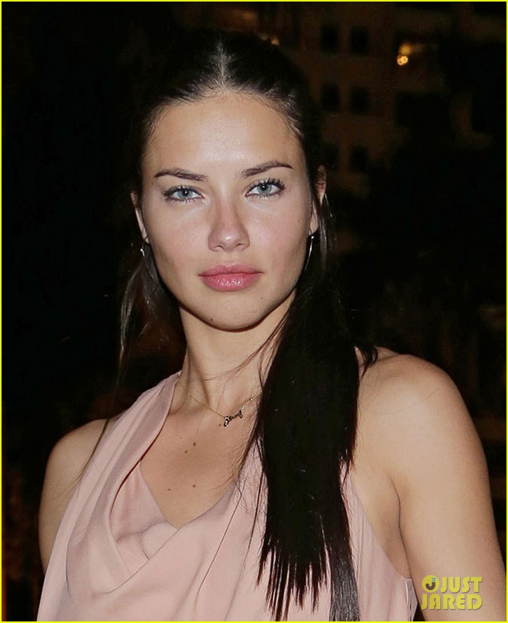 Adriana Lima: Adriana Lima: Miami Boat Party With Husband Marko Jaric