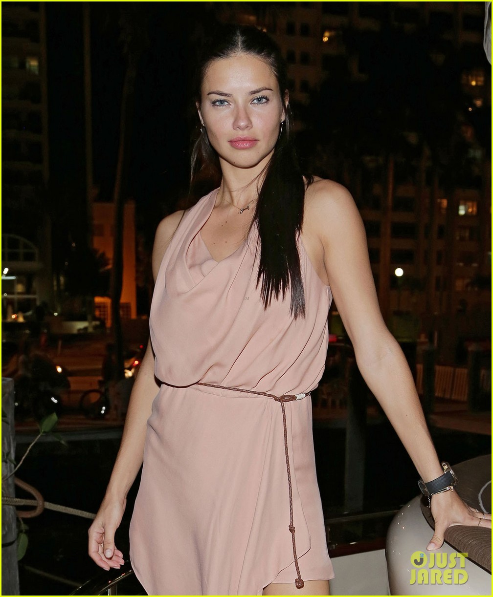 adriana lima miami boat party with husband marko jaric 053054739
