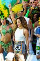 jennifer lopez shoots vibrant world cup music video 18
