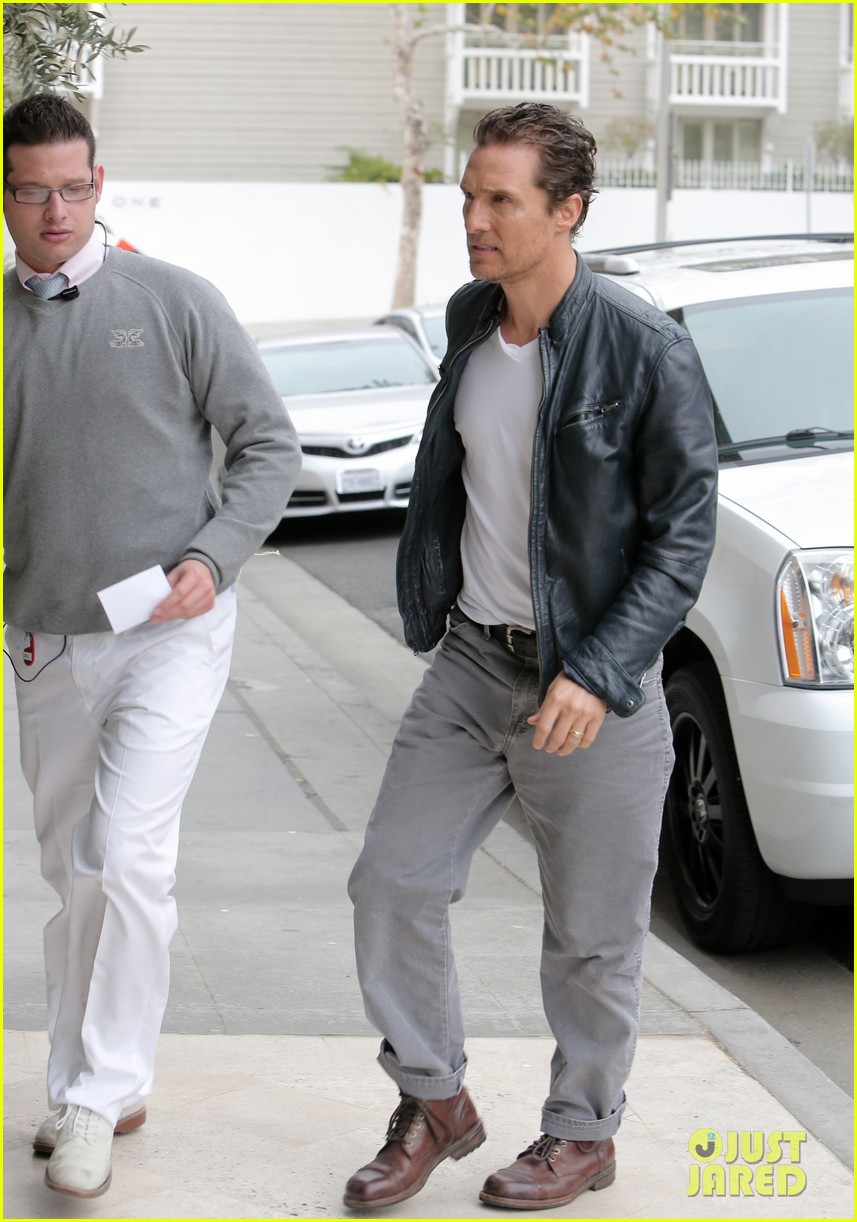 matthew mcconaughey is like a brother to woody harrelson 103061669