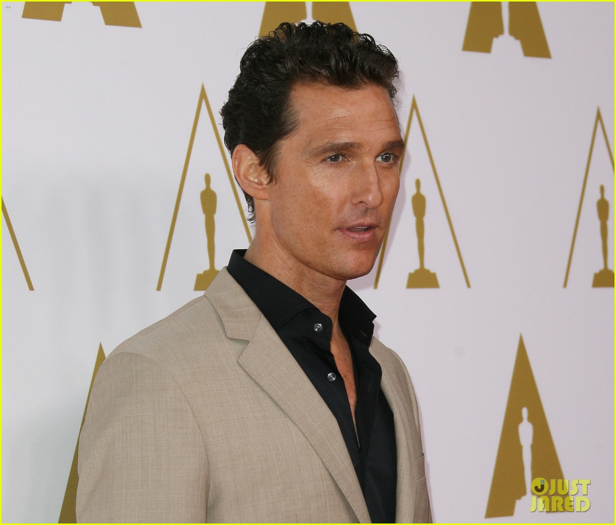 matthew mcconaughey jared leto oscars nominees luncheon 2014 163050847