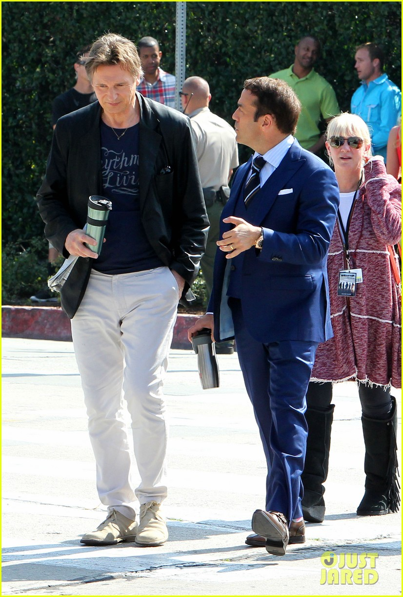 liam neeson films entourage movie scenes with jeremy piven 01