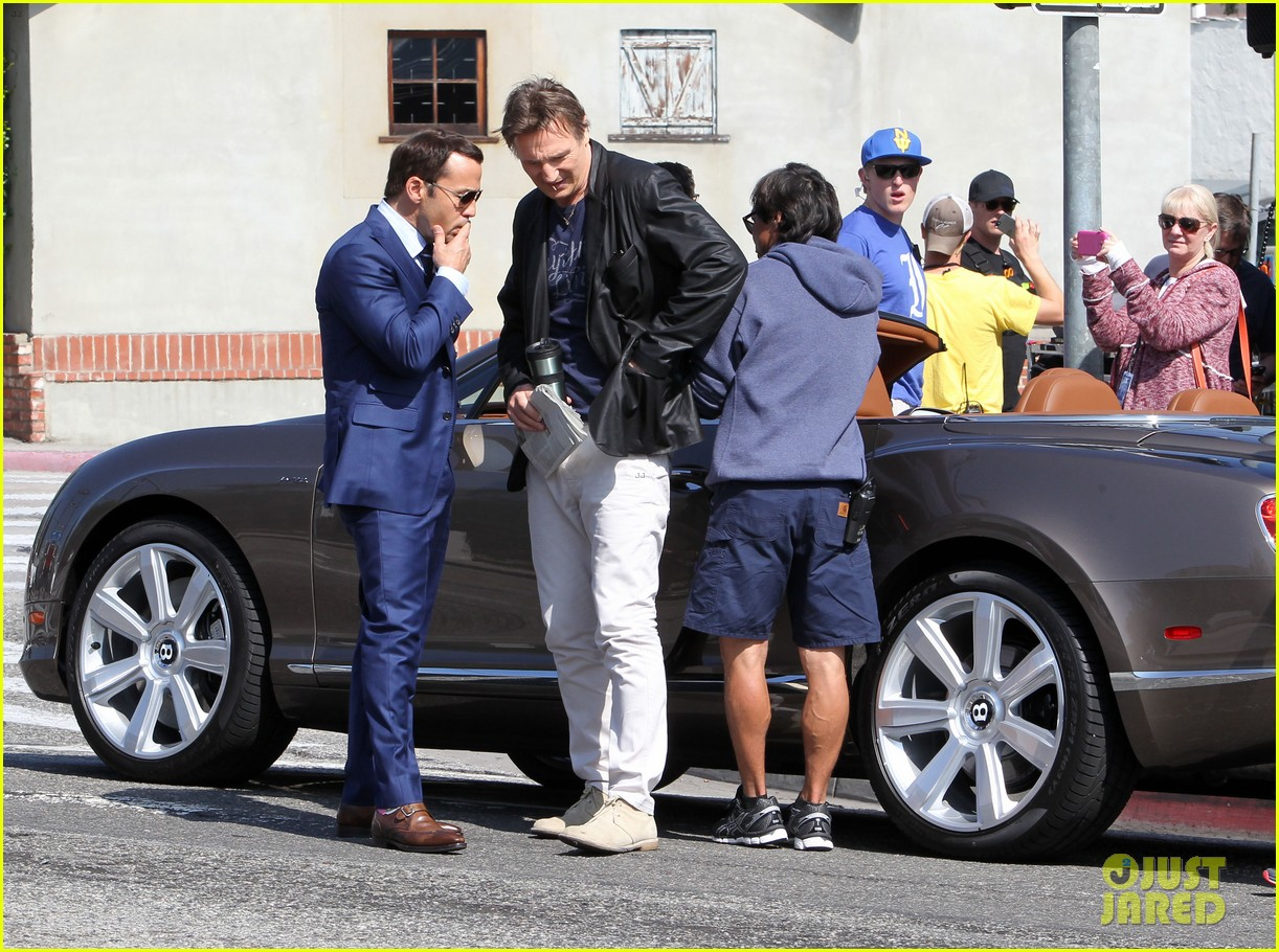 liam neeson films entourage movie scenes with jeremy piven 043061402