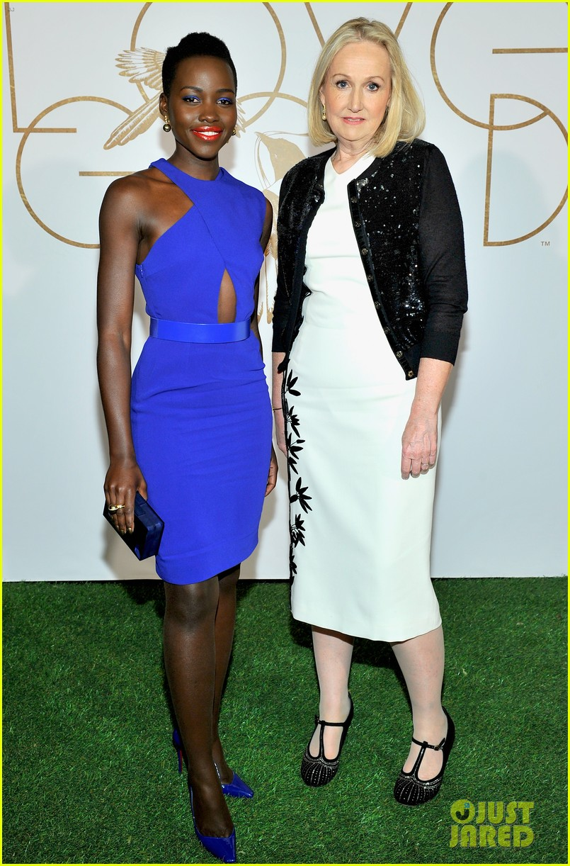 lupita nyongo naomie harris lovegold cocktail party 093061484