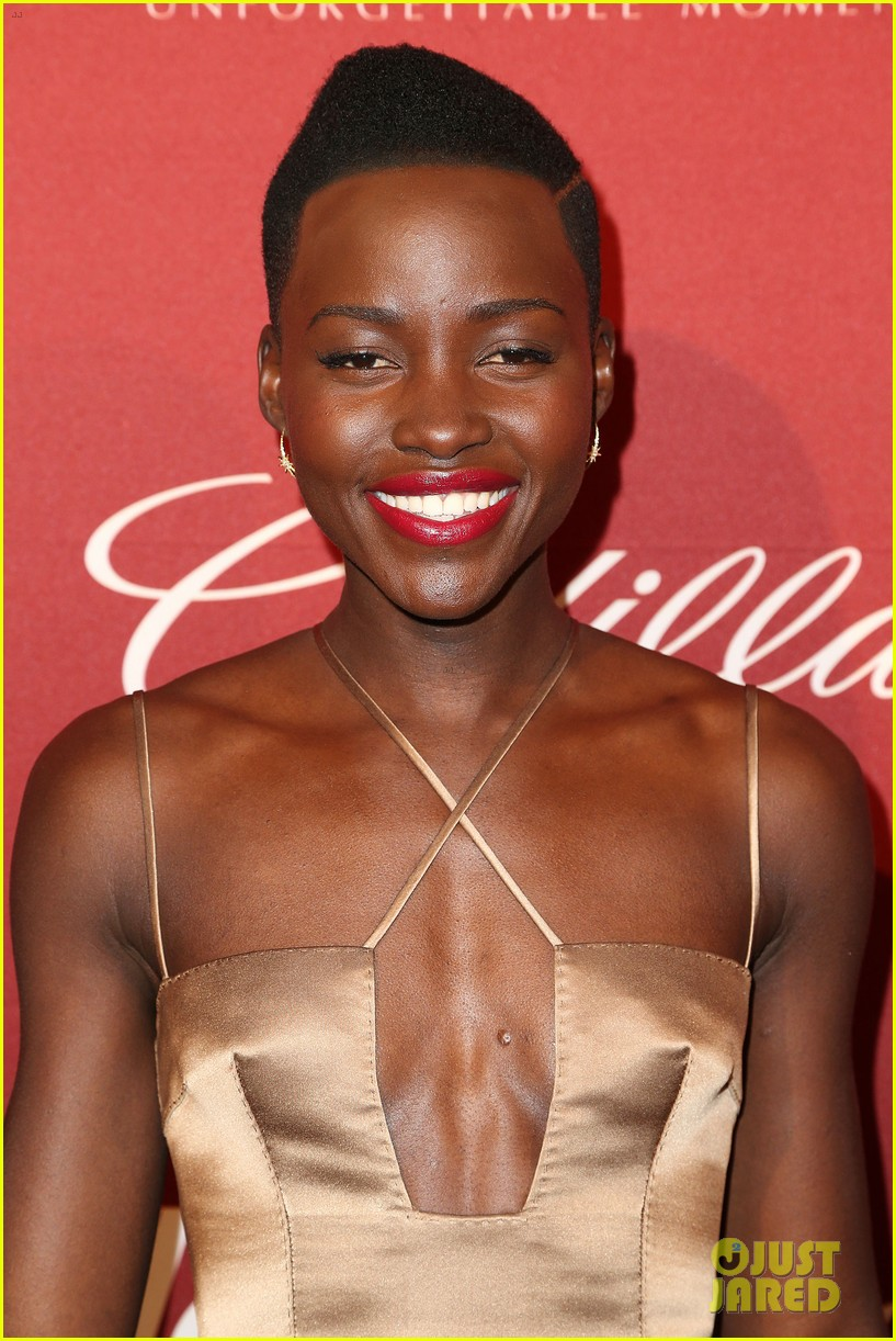lupita nyongo thrs nominees night party 2014 05