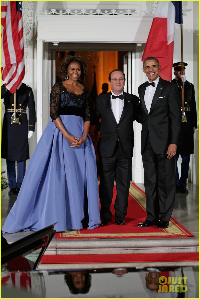 barack michelle obama white house state dinner 12