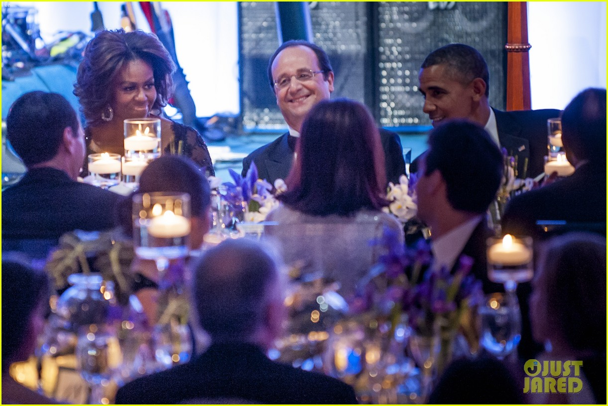 barack michelle obama white house state dinner 153051814